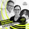 Diversity in der Arbeitswelt - Corina Christen und Stefan Kiefer von der Charta der Vielfalt #109
