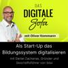 Als Start-Up das Bildungssystem digitalisieren – Daniel Zacharias, Gründer und Geschäftsführer von Sdui #119