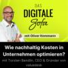 Wie nachhaltig Kosten in Unternehmen optimieren? – Torsten Bendlin, CEO & Gründer von valuedesk #122