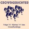 Folge 14 - Kleines 1x1 des Crowdfundings