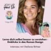 Lerne dich selbst besser zu verstehen - Einblicke in das Human Design - Interview mit Stefanie Bittner (#179) (2)