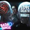 #86 mit Hanna (Serienjunkies)   GoT-Serie + Love, Death & Robots S2