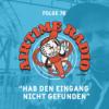 "Folge 76 - ""Hab den Eingang nicht gefunden"""