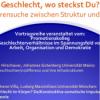 Prof. Dr. Stefan Hirschauer: Die Praxis der Geschlechter(in)differenz und ihre Infrastrukturen