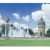Aktustisches Stadtportrait über Mannheim