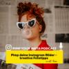 #8 Kreative Fotoideen für Instagram mit Fee