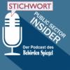 Public Sector Insider Stichwort - Folge 42