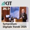 """Ergebnisse der Untersuchung """"Mediale Hochschulperspektiven 2020 in Baden-Württemberg"""" (Symposium """"Digitale Trends 2025 - Entwicklungen in der akademischen Bildung"""" am 15.10.2015)"""