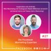 Die Experten #27 – Inspiration als Antrieb. Wie Westwing mit Instagram Reels Millionen erreicht mit CMO Tobias Seitz