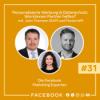 Die Experten #31 – Personalisierte Werbung & Datenschutz: Wie können Partner helfen? mit John Thomson und Florian Will