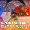 Klosterhalfen und der Gang durchs Olympische Dorf