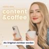 Trailer: content&coffee – Dein entspannter Online-Marketing Podcast mit Jessica (von mind&stories)