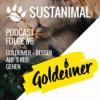 Sustanimal Podcast Folge 6 - Goldeimer - Besser auf´s Klo gehen