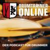 Der sehr sympathische René Creemers im drumtrainer.online Interview