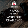 7 Tage Home-Workout Challenge: Tag 2