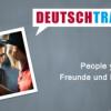 Deutschtrainer – 89 Freunde und Bekannte
