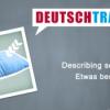 Deutschtrainer – 60 Etwas beschreiben Download