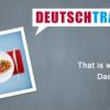 Deutschtrainer – 32 Das esse ich Download