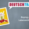 Deutschtrainer – 28 Lebensmittel kaufen Download