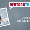Deutschtrainer – 24 Den Weg beschreiben Download