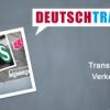 Deutschtrainer – 20 Verkehrsmittel Download