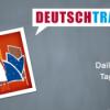 Deutschtrainer – 18 Tagesablauf Download