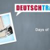 Deutschtrainer – 16 Tage Download