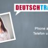Deutschtrainer – 13 Telefon und E-Mail Download