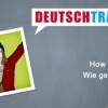 Deutschtrainer – 4 Wie geht es dir? Download
