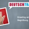 Deutschtrainer – 3 Begrüßung, Abschied Download