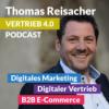 Episode 1: Vertrieb 4.0 – Warum müssen wir uns im Vertrieb, im Marketing oder in der Serviceorganisation verändern? Download