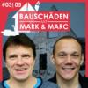 175 | Wann werden Risse im Mauerwerk gefährlich? Bauschäden mit Marc & Mark (3/5)