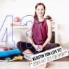 Tag 43: So findest auch du Zeit für Sport - mit Kerstin von Live fit