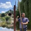 Floßfahrt durch gefährliche Gewässer