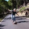Tanzen auf dem Brett: Longboard Dancer Giu Alfeo