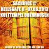DJ Sacrifice at Hellsgate II 07.06.2013 Kulttempel Oberhausen (Hosted by MC M-Core MC ADK MC Mo) Download