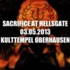 DJ Sacrifice at Hellsgate 03.05.2013 Kulttempel Oberhausen [EARLY TERROR] Download