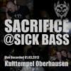 DJ Sacrifice at Sick Bass 01.03.2013 Kulttemepel Oberhausen Download
