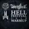 DJ Sacrifice WarmUp for Hell Festival 2018