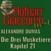 """Die drei Musketiere """"21 Das Ballett der Merlaison"""" (von Alexandre Dumas)"""