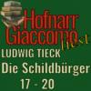 """Die Schildbürger """"17 bis Ende - Einrichtung der Schulen"""" (von Ludwig Tieck)"""