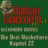 """Die drei Musketiere """"21 Das Rendezvous"""" (von Alexandre Dumas)"""