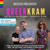 """Benjamin Gutsche und Nataly Kudiabor über """"All you need"""" und Vielfalt in Film und TV"""