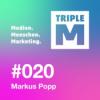 #20 - Markus Popp, Serial Entrepreneur