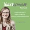 #21: Zielgruppeninterviews: Der Schlüssel für erfolgreiches Marketing & Verkaufen - Interview mit Maria Horschig