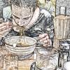 Die Historie des Essens