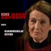 Kurz Nachgefragt bei Gabriele Gysi