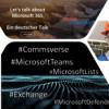 S02E06 - Commsverse, Microsoft Teams, Exchange und mehr
