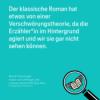 Die Demokratisierung des auktorialen Erzählens — Im Gespräch mit René Frauchiger