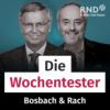 Bosbach & Rach - Kompakt - Der Wahlcountdown vom 23.09.2021 - mit Hans-Ulrich Jörges